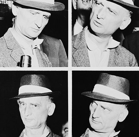 Вильям Фишер – Рудольф Абель (1903–1971)