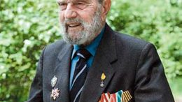 Джордж Блэйк (род. 1922)