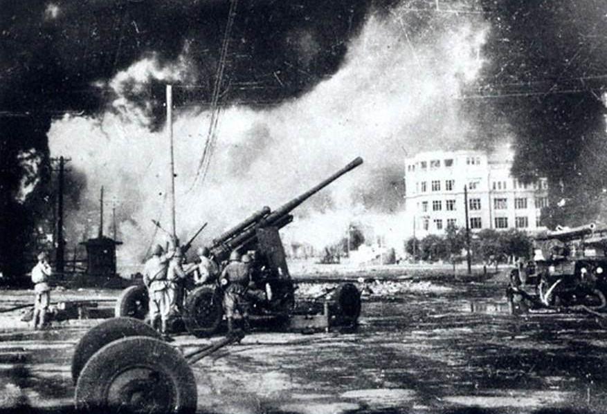 Сталинградская битва (1942–1943 годы)