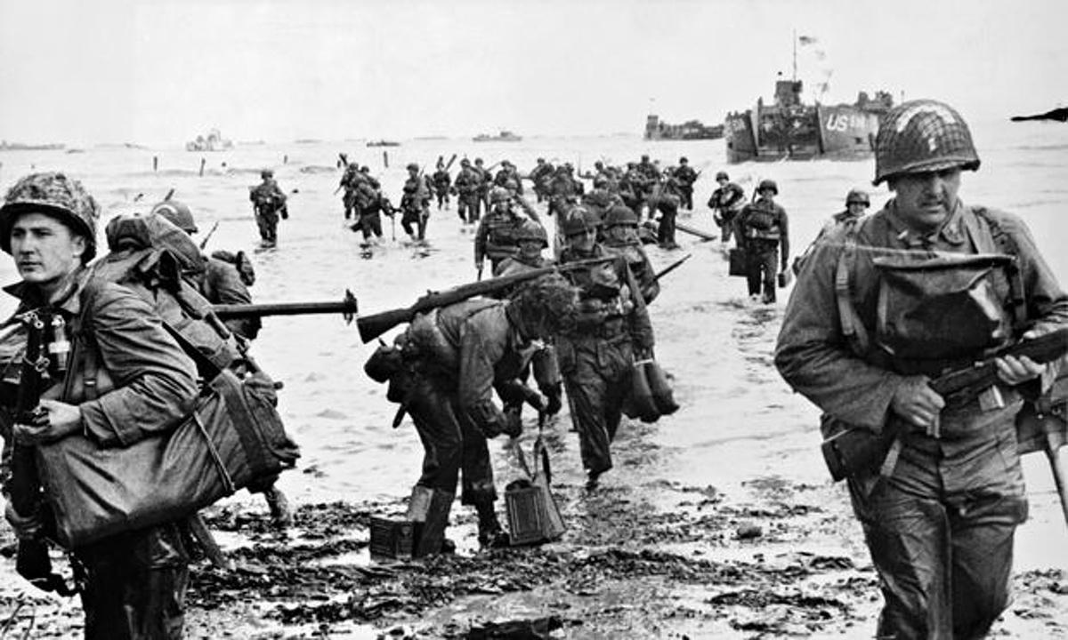 Высадка союзных войск в Нормандии (Операция «Оверлорд») (1944 год)