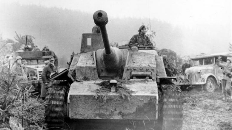 Сражение в Арденнах (1944–1945 годы)