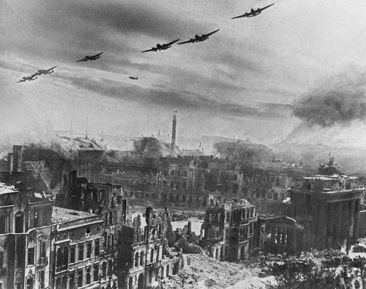 Битва за Берлин (1945 год)