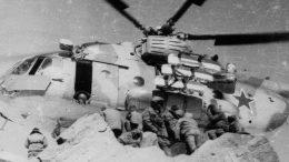 Афганская война (1979–1989 годы)
