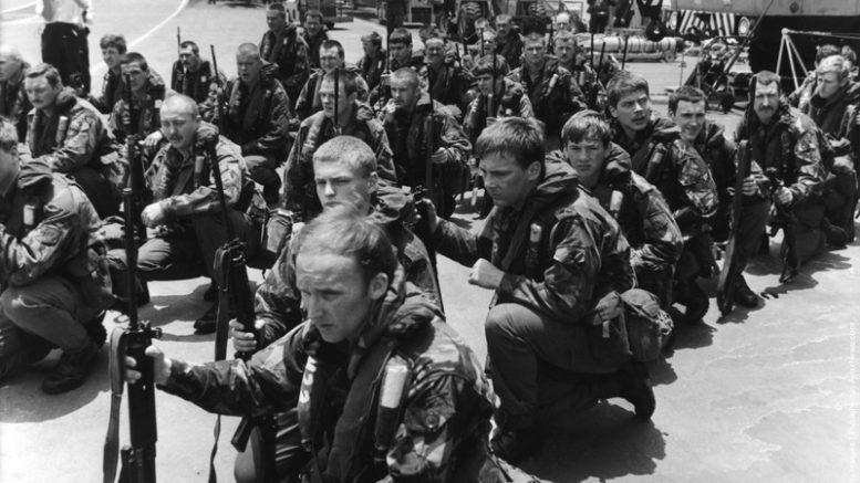 Англо-Аргентинский конфликт (1982 год)