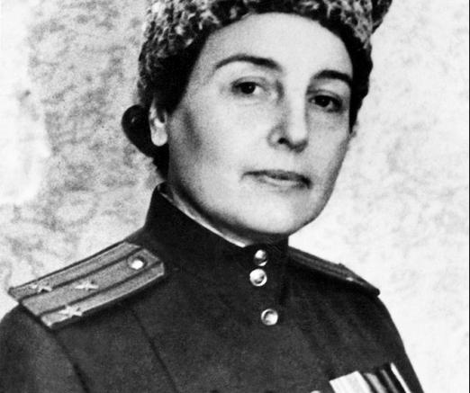 Зоя Воскресенская-Рыбкина (1907–1992)