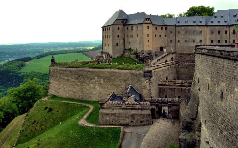 Сокровища замка Кенигштайн