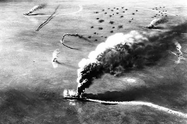 Морское сражение у атолла Мидуэй (1942 год)