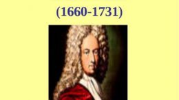 Даниель Дефо (1660–1731)