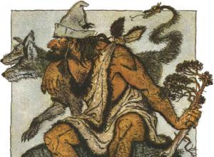Быки Гериона и хитрый великан Какос
