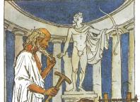 Как Геракл вырос и почему он убил своего учителя Лина