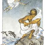 Как Геракл поступил на службу к царю Эврисфею