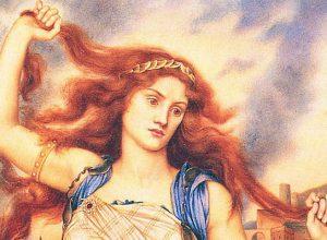 Троянская пророчица Кассандра