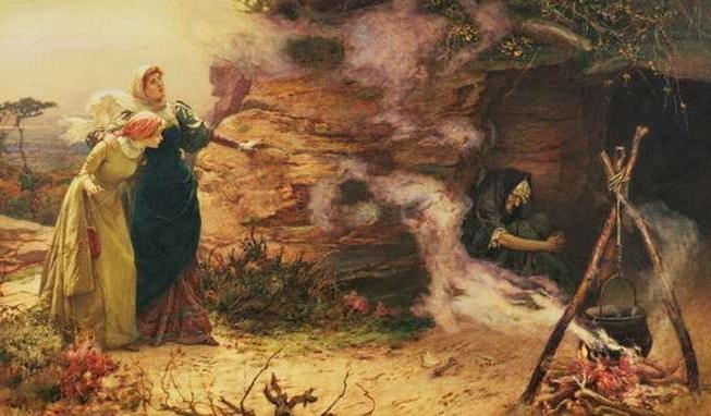 Матушка Шиптон из Йоркшира