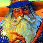 Мудрый волшебник Мерлин