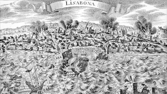 Землетрясение в Лиссабоне