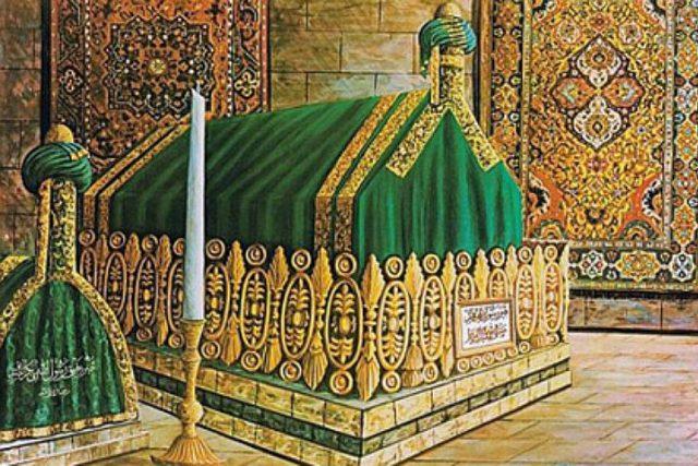 Смерть пророка Мухаммеда