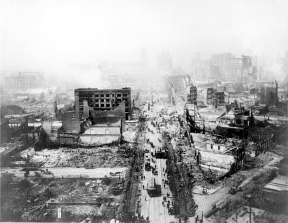 Землетрясение в Сан-Франциско 1906 года | 441x570