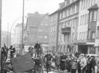 Наводнение в Гамбурге
