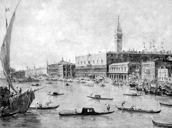 Гибнущая Венеция