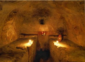 Дальние пещеры Киево-Печерской лавры