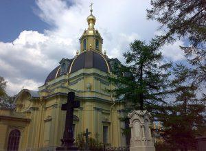 Великокняжеская усыпальница в Кремле