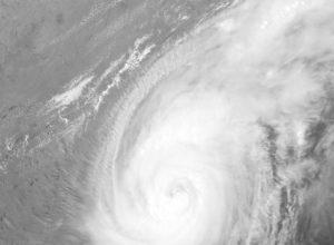 Ураган «Бонни»