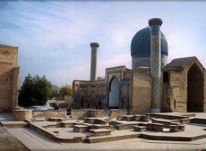 Усыпальница Тимуридов в Самарканде