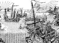 Погибший флот Хана Хубилая
