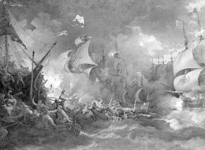 Гибель Великой армады