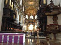 В Лондонском Соборе Святого Павла