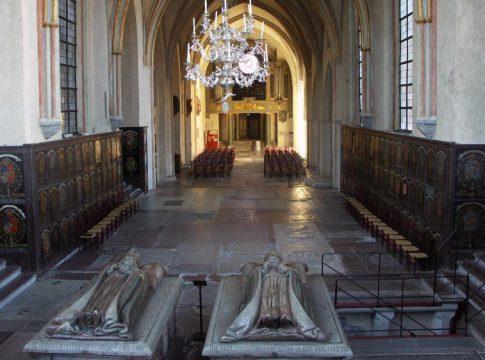 Церковь Шведского дворянства на острове Риддархольм