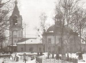 Судьба старого Петербургского некрополя