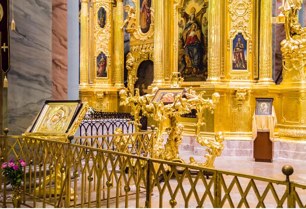 Усыпальница русских императоров