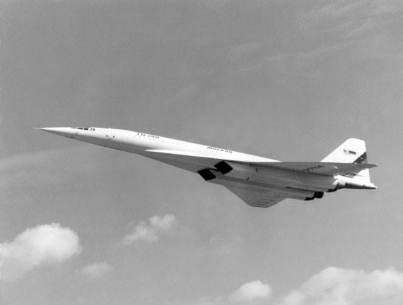 Величие и гибель Ту-144