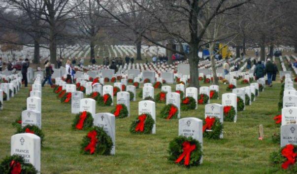 Национальное кладбище США
