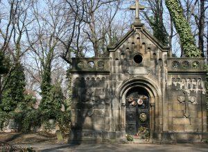 Кладбище Ольшаны в Праге