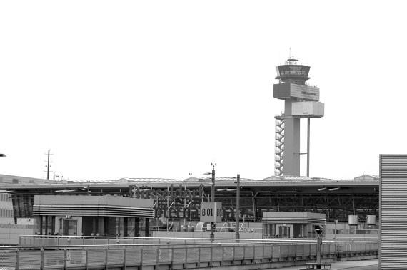 Дюссельдорфский аэропорт задохнулся в дыму