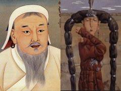 Есуй — Чингисхан