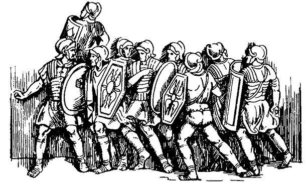 Исчезнувшие римские легионы