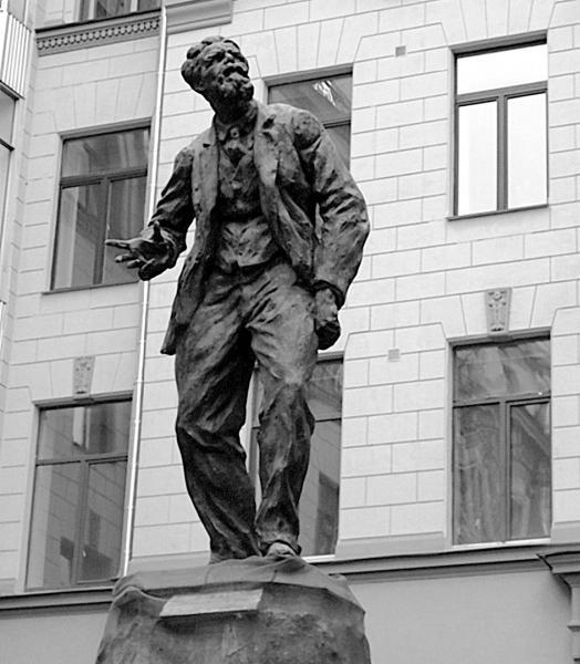 Пуля для полпреда Воровского