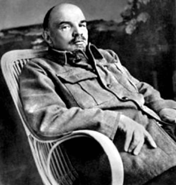 Пропавший архив Ленина