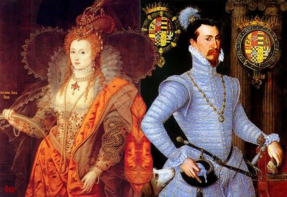 Елизавета I Английская — Граф Роберт Лестер