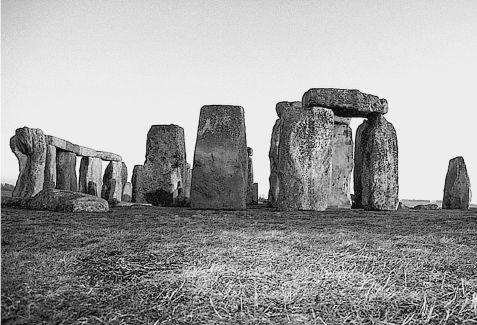 Стоунхендж – великая книга тайн... из камня
