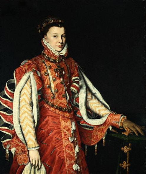 Елизавета Валуа — Дон Карлос