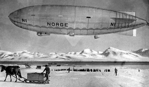 Загадки экспедиции на дирижабле «Норвегия»