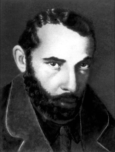 Маски Якова Блюмкина