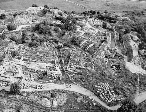 Троя – споры вокруг легендарного города