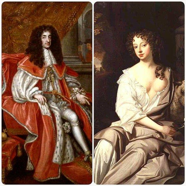 Нелл Гвин — Карл II Английский