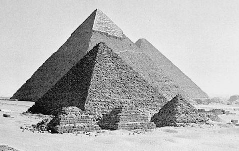Страсти вокруг пирамиды Хеопса