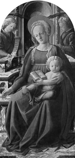 Мастер и монахиня